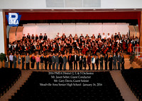 District Orchestra 2016 Meadville