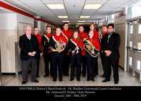 PMEA District 2 Band 2019